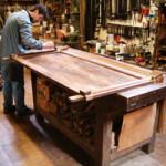 Restauro conservativo ed estetico dei manufatti lignei. Corso di formazione